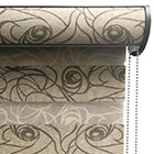 Coulisse Semi-Open Cassette Valance