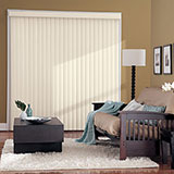 Classic Vinyl Vertical Blinds