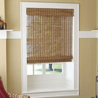 Cordless Woven Wood Shades