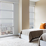 Designer Light Filtering Sheer Shades