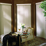 Signature Vinyl Vertical Blinds
