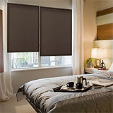 Eclipse 7000 Solar Shades: Blackout