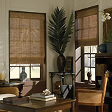 Heritage Woven Wood Shades