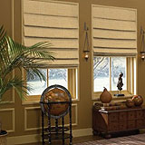 Premium Roman Shades: Fabric Group 3