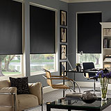 Signature Blackout Fabric Roller Shades