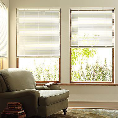 1 Quot Cordless Aluminum Blinds Awardblinds
