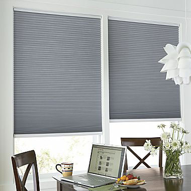 Cordless 38 Double Cell Light Filtering Shades AwardBlinds