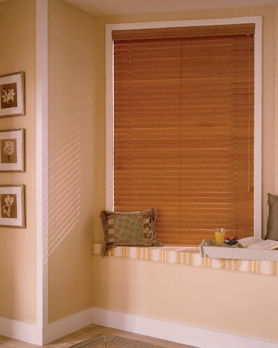 Premium 1 Wood Blinds Basswood AwardBlinds