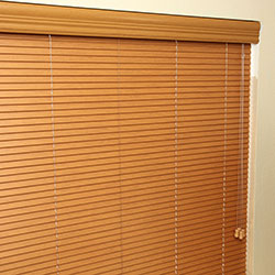 Premium 1 inch Faux Wood Blinds