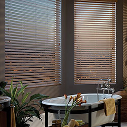 Premium 2 1/2 inch Faux Wood Blinds