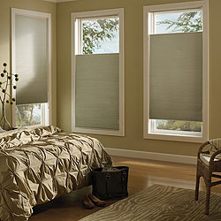 "Premium 3/4"" Single Cell Blackout Cellular Shades"