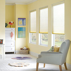 "Premium 1/2"" Single Cell Light Filtering Cellular Shades"