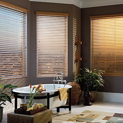 Signature 2 inch Faux Wood Blinds