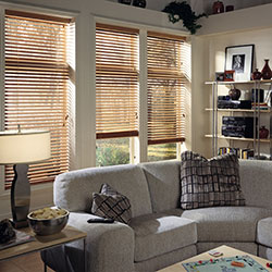 Signature 2 inch Wood Blinds