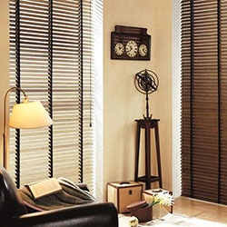 Signature Distressed 2 inch Wood Blinds