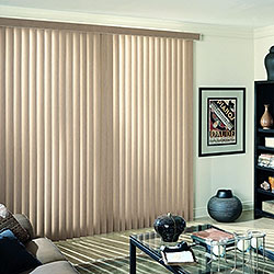 Signature Fabric Vertical Blinds