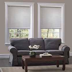 Value Cordless 1 inch Privacy Aluminum Blinds