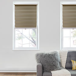 Zebra Room Darkening Dual Sheer Shades