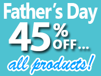 45% off Father